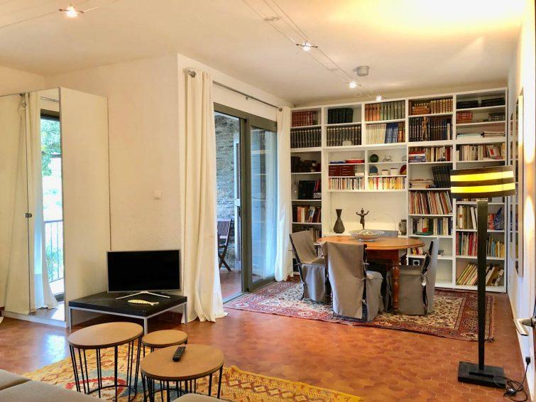Airbnb avec jardin proche du Fort Saint Elme, Collioure