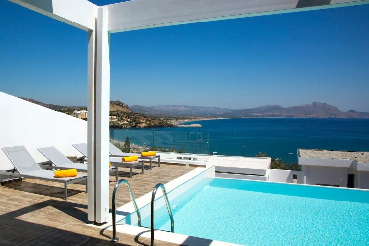 Villa luxueuse avec piscine privée