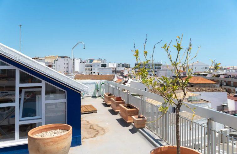 Appartement avec rooftop dans le centre de Faro