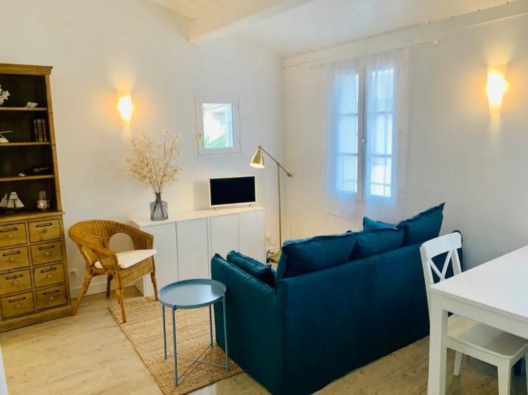 Appartement cosy à Saint-Clément-les-Baleines, Île de Ré