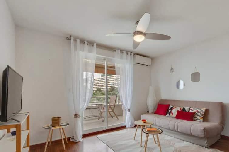 Appartement sur la route des Sanguinaires