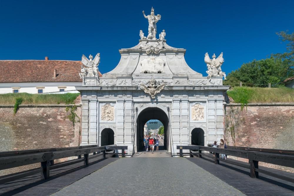 Citadelle Alba Caroline