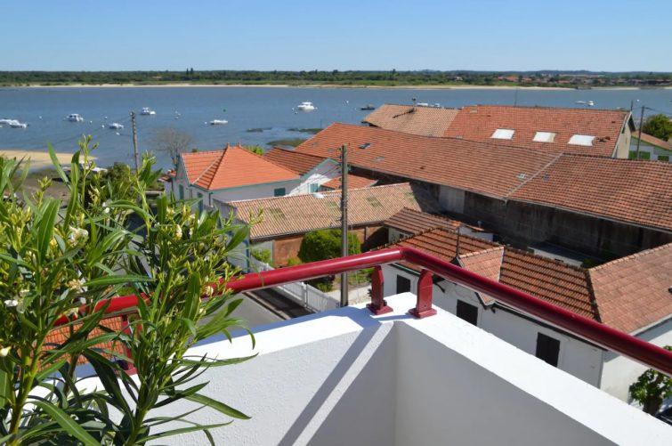 Appartement avec vue sur le Bassin d'Arcachon