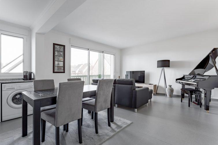 Appartement tout équipé à Deauville