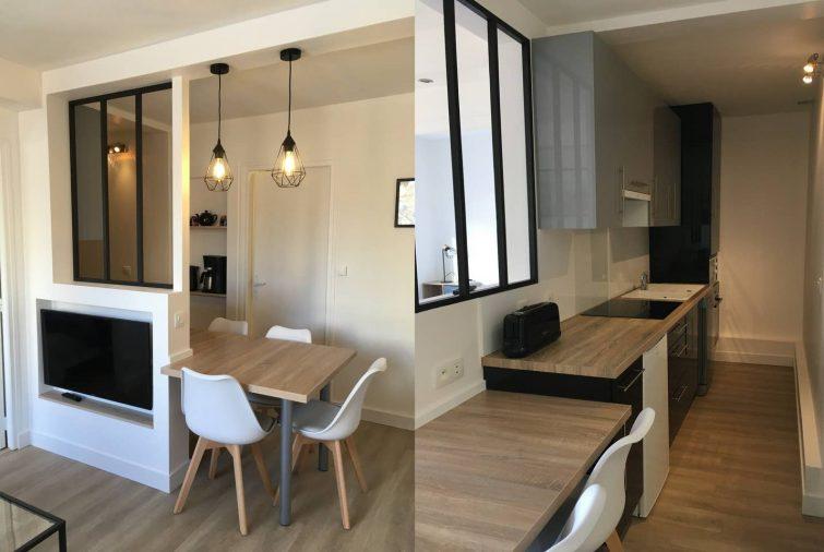 Appartement équipé proche de la plage, Collioure