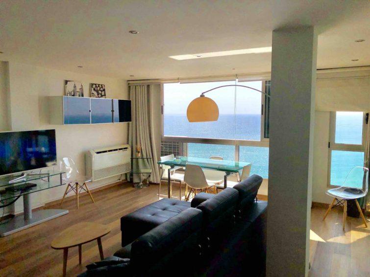 Appartement vue sur mer, Alicante, Espagne