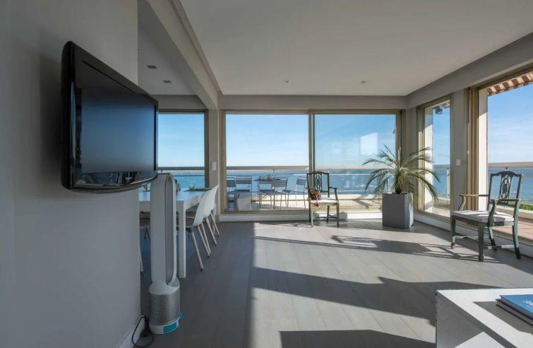 Appartement avec vue sur mer, Arcachon