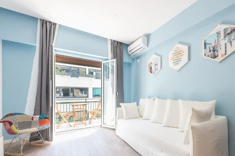 Bel appartement en plein cœur d'Athènes