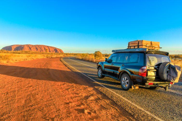 Prendre une assurance voyage pour l'Australie, à pied ou en road-trip
