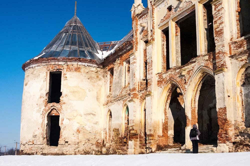 Château de Banffy, l'un des plus beaux châteaux de Transylvanie
