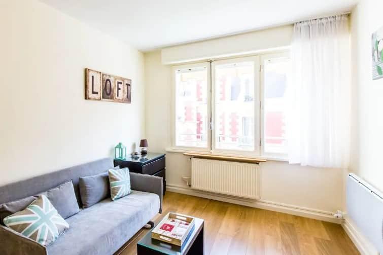 Petit appartement douillet dans l'hypercentre de Biarritz
