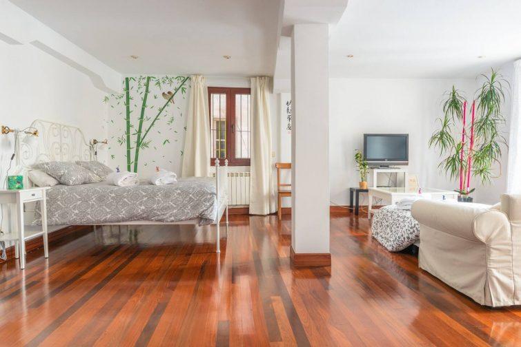 Pied-à-terre spacieux à Casco Viejo