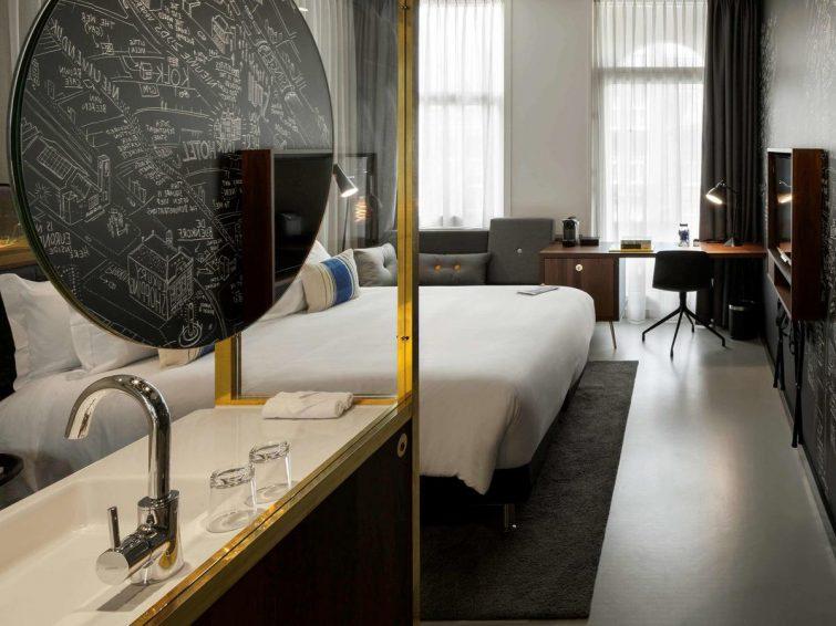 booking 1 hôtels romantiques à Amsterdam