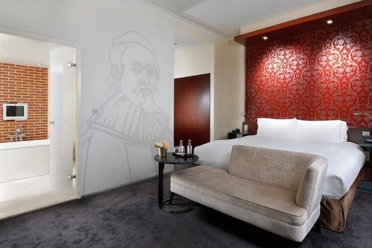 booking 2 hôtels romantiques à Amsterdam