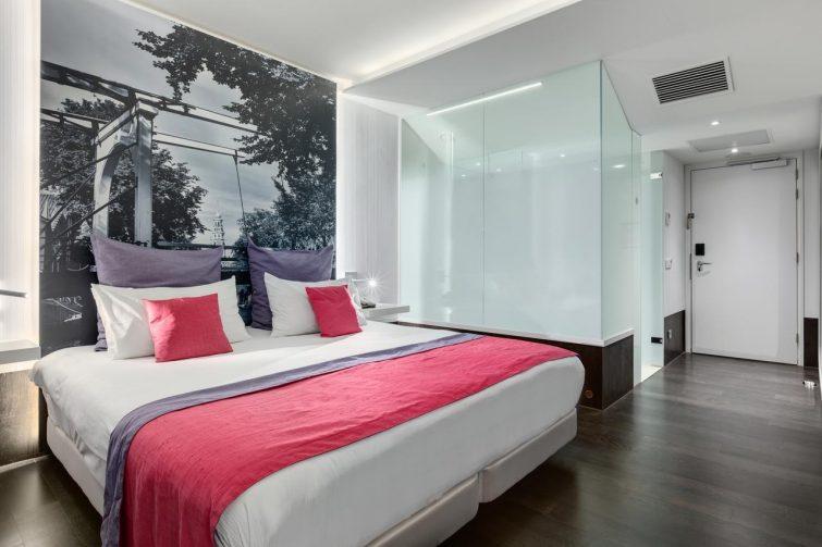 booking 3 hôtels romantiques à Amsterdam