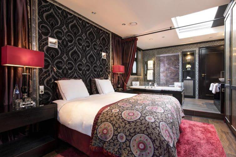 booking 5 hôtels romantiques à Amsterdam
