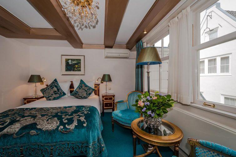 booking 6 hôtels romantiques à Amsterdam