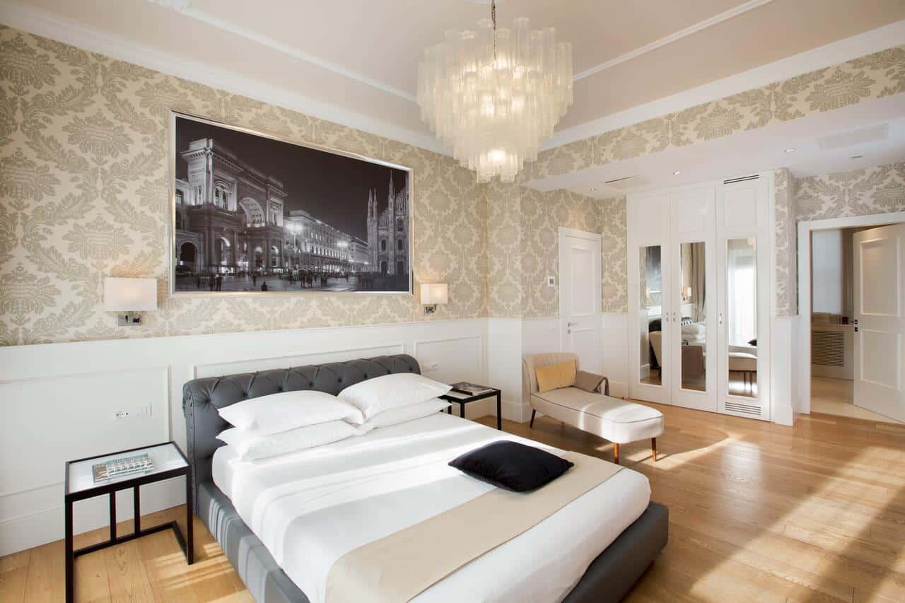 booking milan 5 hôtel romantique