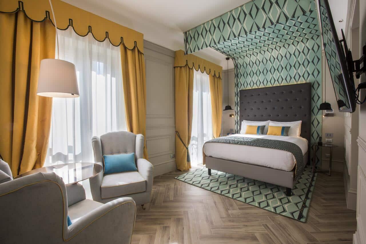 booking milan 6 hôtel romantique
