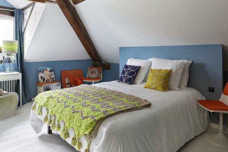 Hôtels romantiques à Annecy : Boutik Hotel