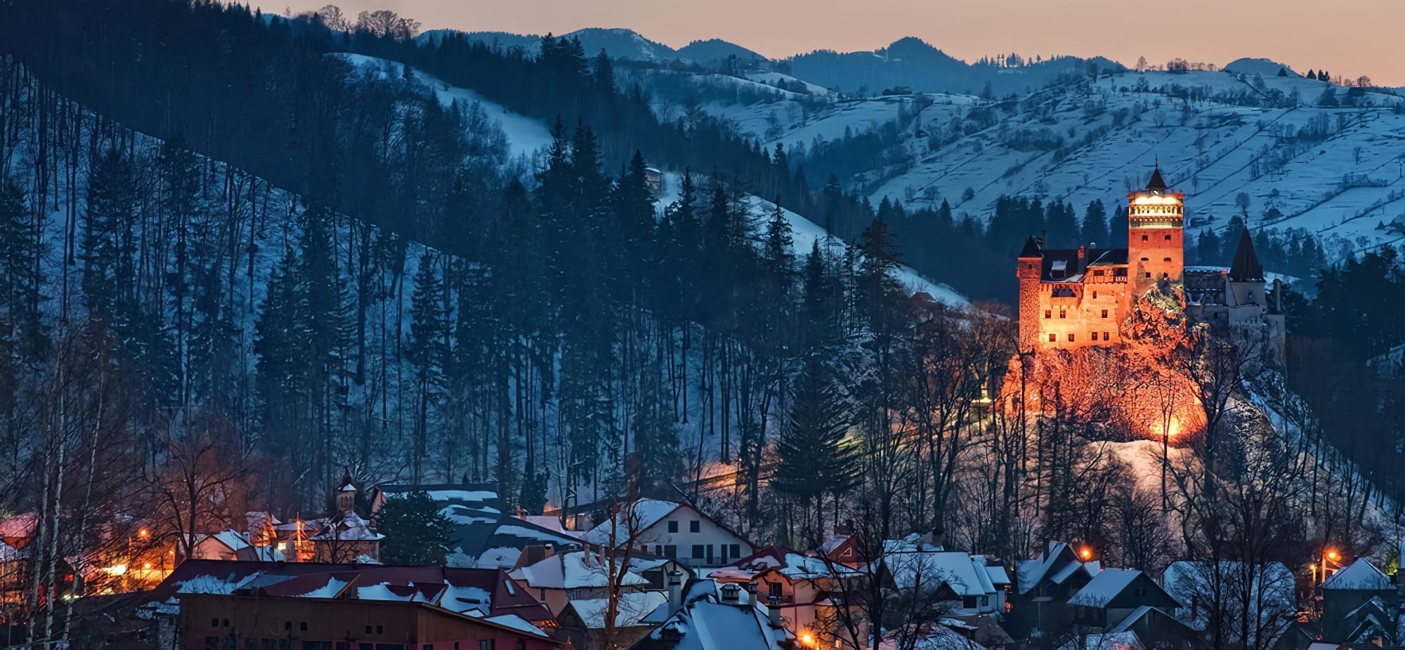 Découvrez les plus beaux châteaux de Transylvanie