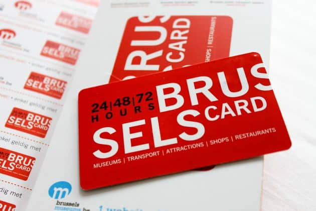 La Brussels Card : avis, tarif, durée & activités incluses
