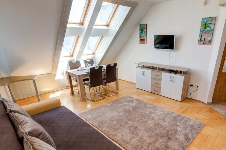 Impeccable appartement au cœur de Pest
