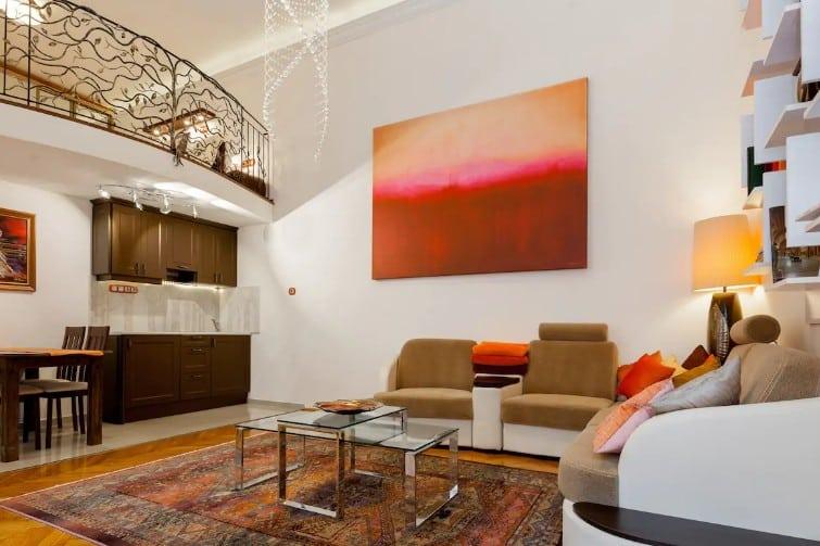Spacieux appartement idéalement situé