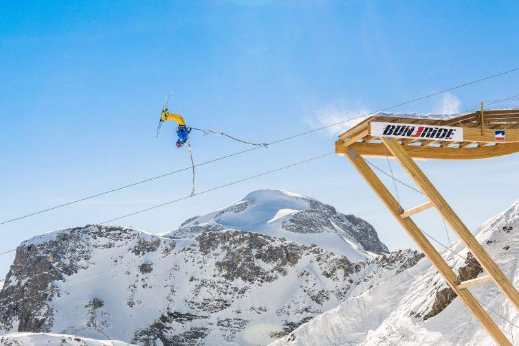 Le Bun J Ride, l'une des activités insolites de Savoie Mont Blanc