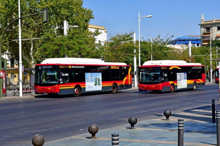 Bus Séville