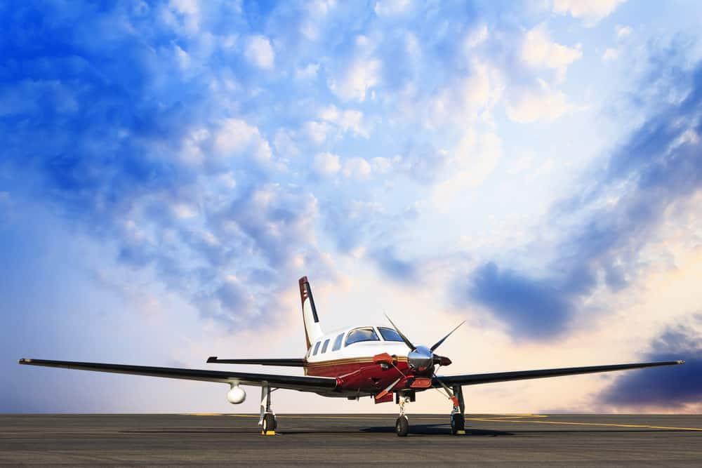 Tour en avion