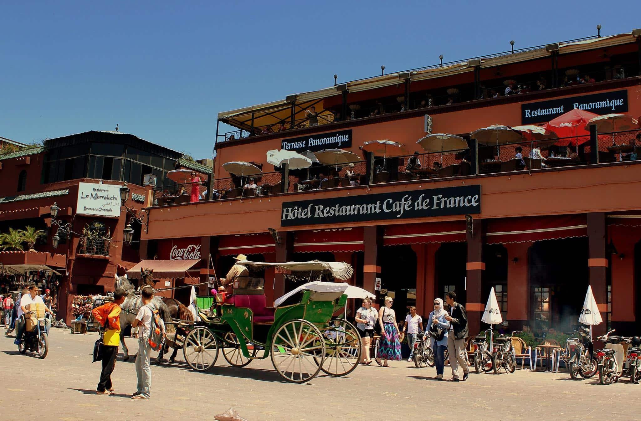 café france marrakech