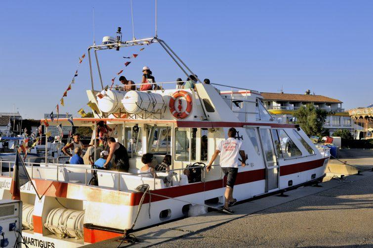 Visiter la Camargue en bateau