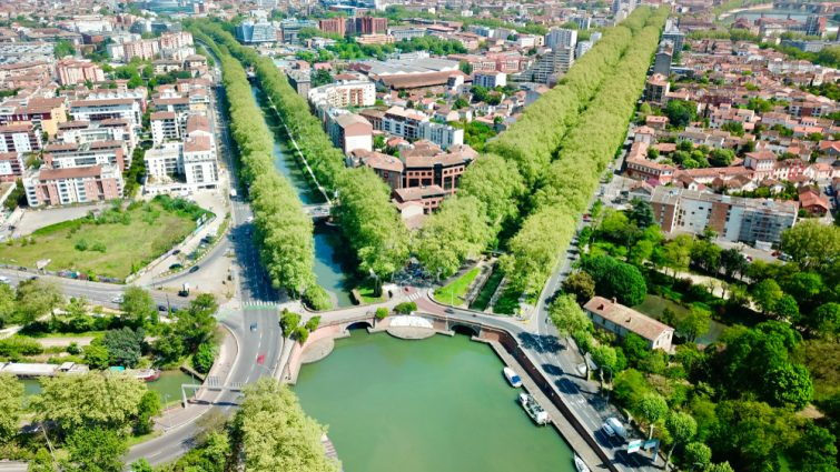 Le Port de l'Embouchure, le lieu à faire du Canal Midi lorsque l'on est à Toulouse