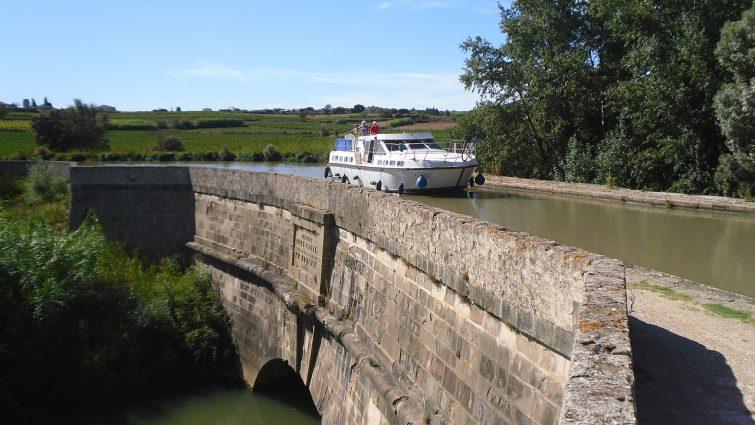 Le pont-canal de Répudre