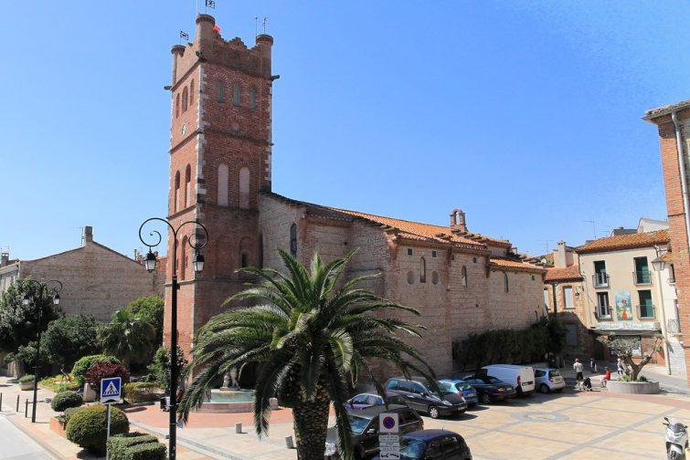Eglise de Canet-en-Roussillon, Canet village