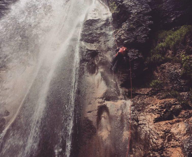 Canyon de la Mine, Annecy
