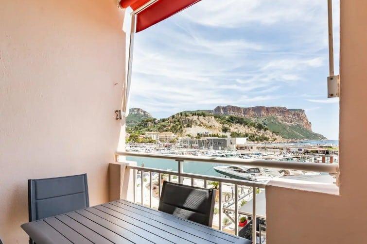 Remarquable appartement avec balcon