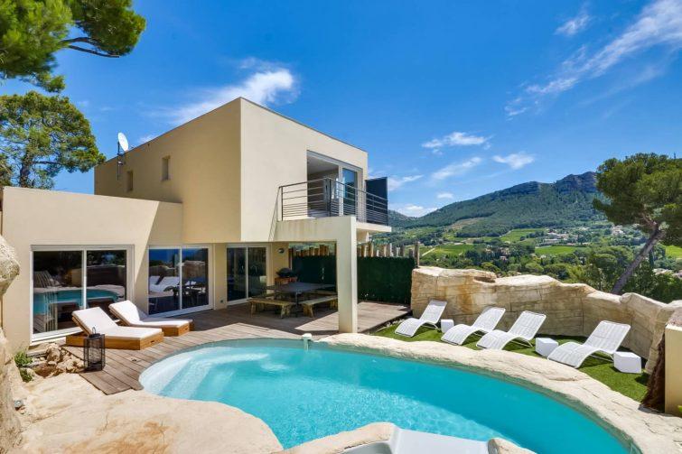 Maison 4* avec vue panoramique