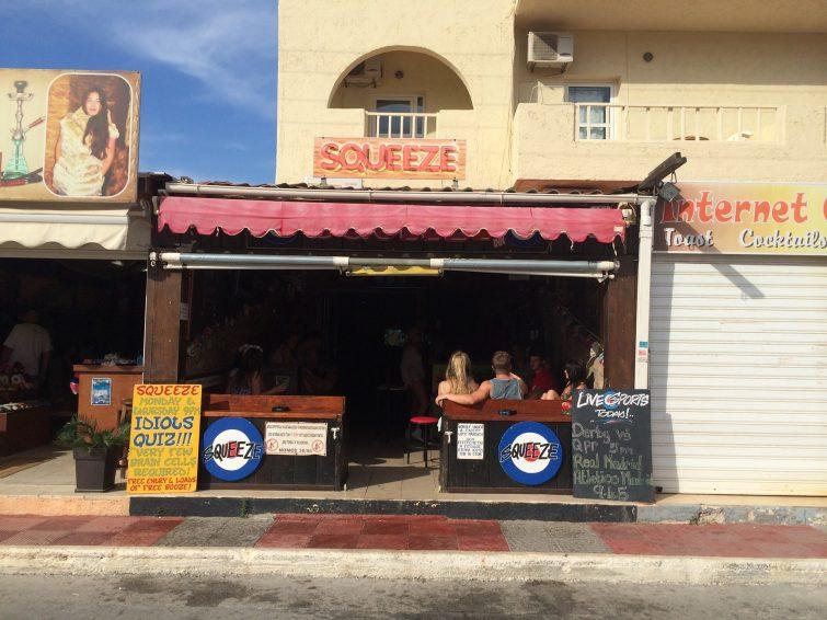 Le Squeeze Bar (Malia)
