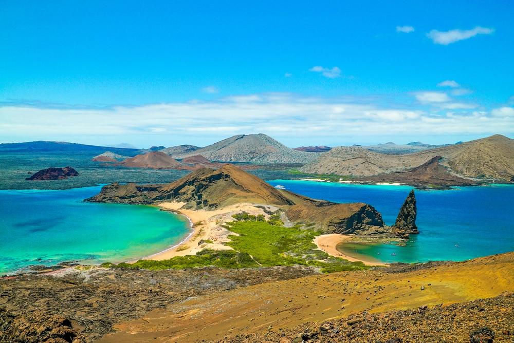 Les îles Galapagos, une île sans touristes