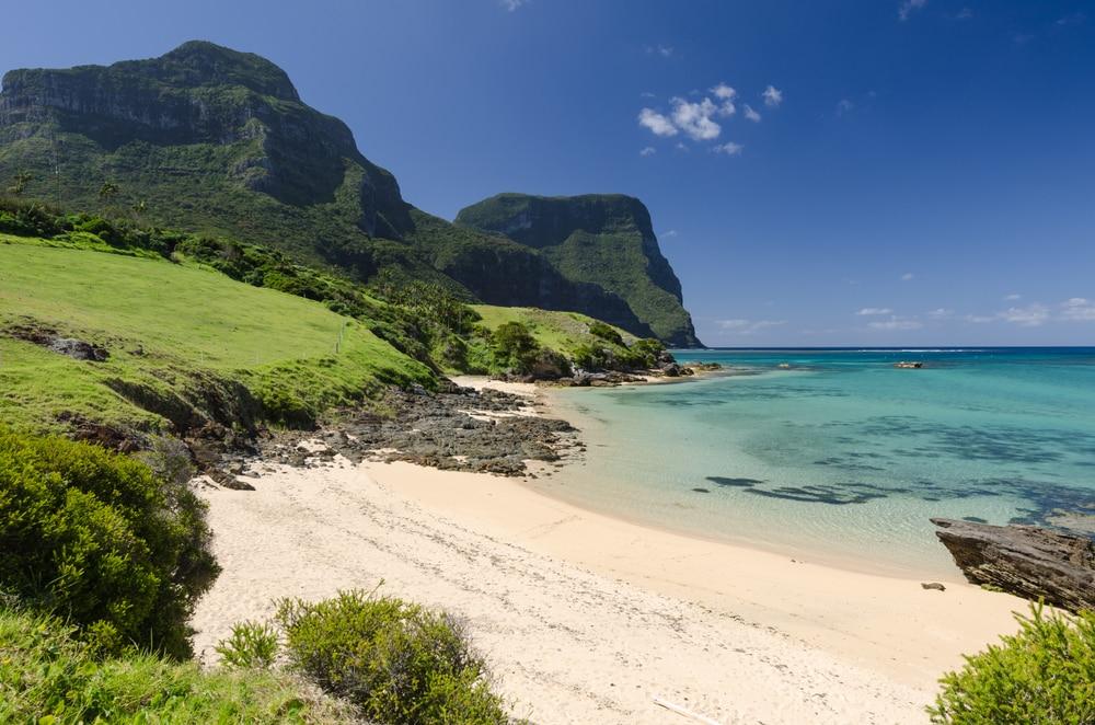 Autre destination sans touristes : l'île Lord Howe