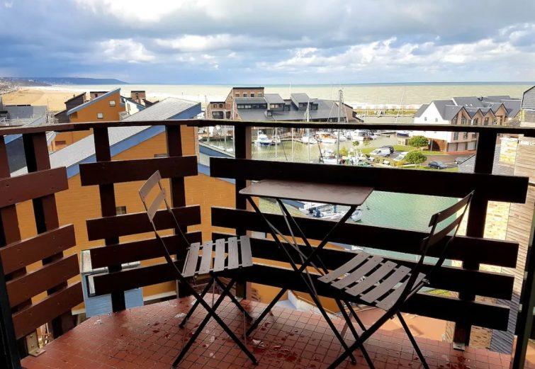 Duplex avec vue, Deauville