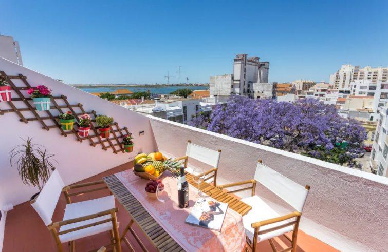 Duplex avec vue sur la mer, Faro