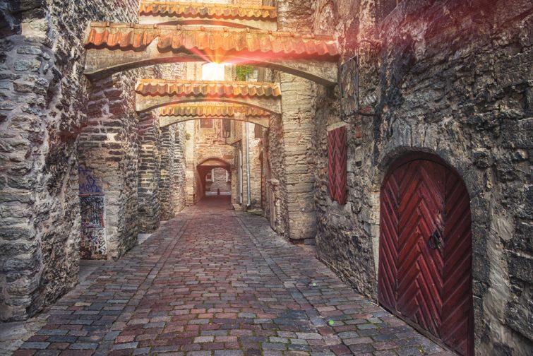 Passage Sainte Catherine, Tallinn