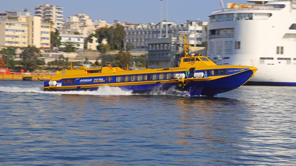 ferry agistri