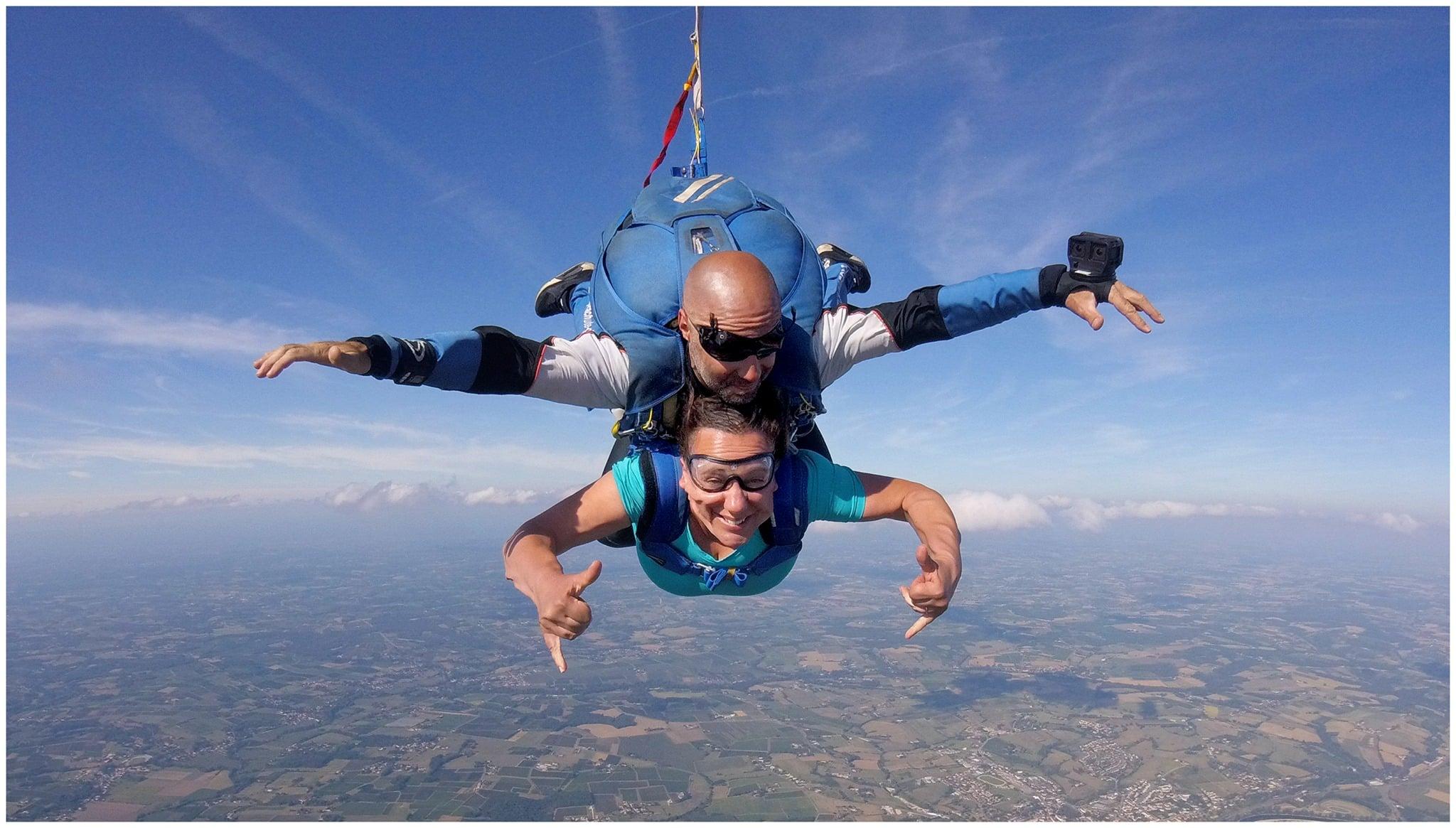 floudes parachute