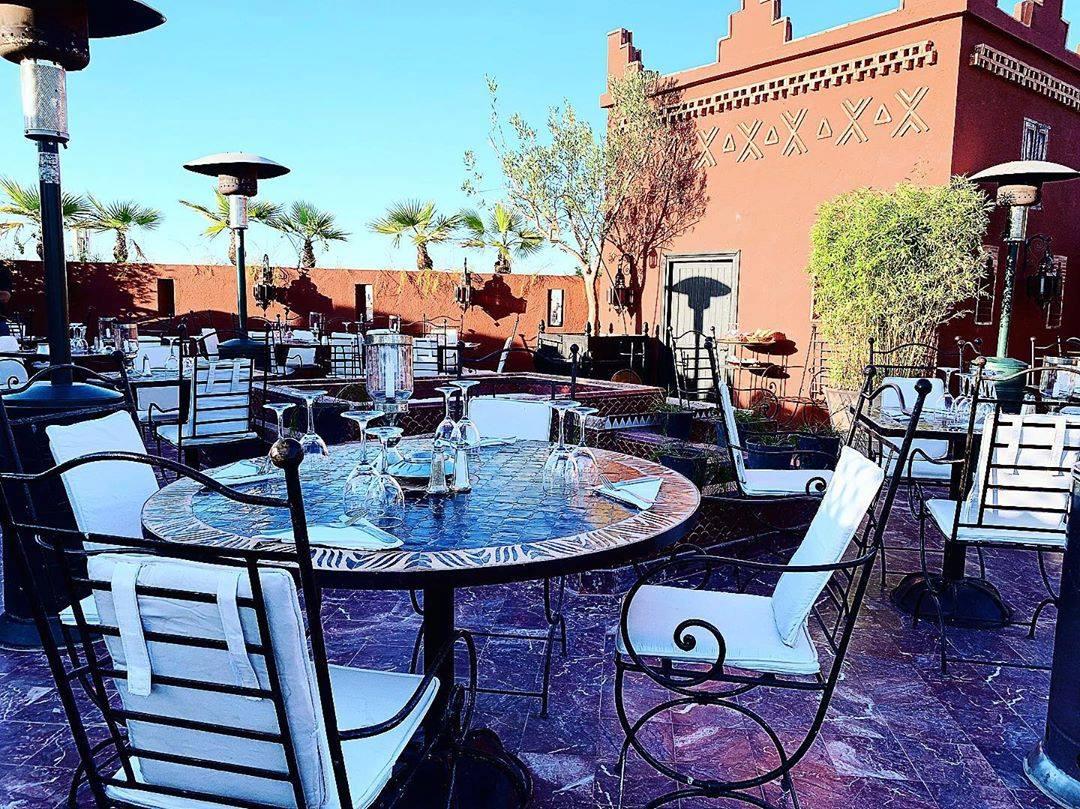 fondouk boire un verre Marrakech