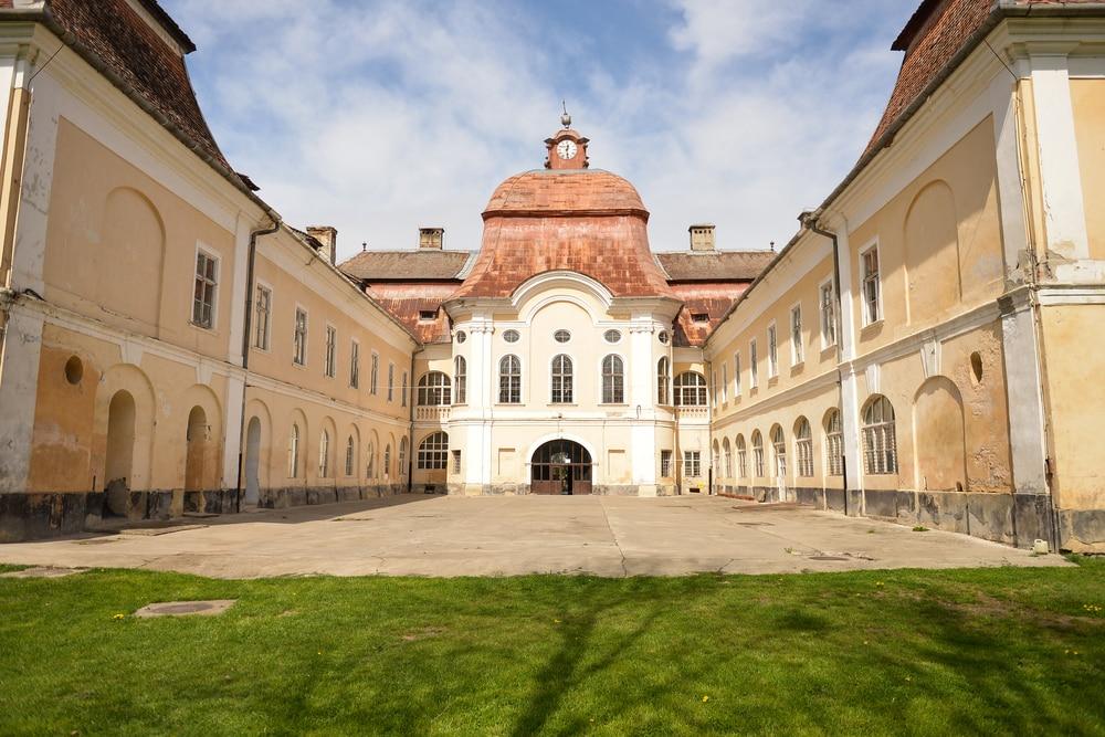 Château médiéval de Gornesti