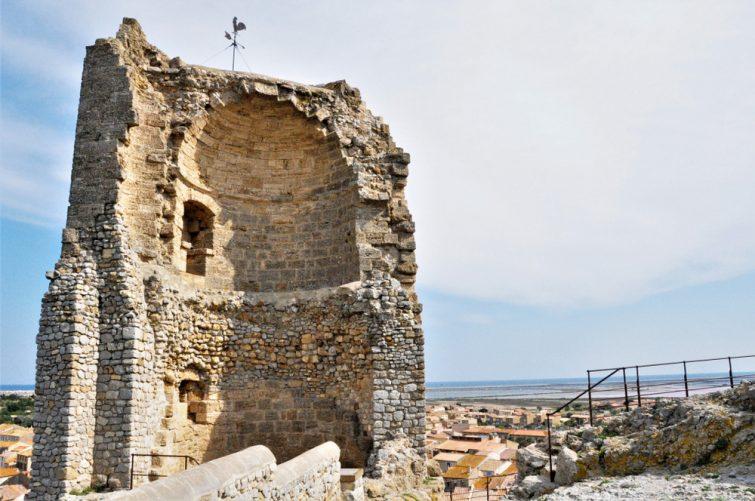 La tour Barberousse, LE monument à faire à Gruissan